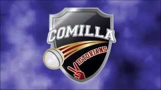Comilla Victorians Official Theme Song - Fuad feat. Mila  | BPL T20 Theme Song 2015