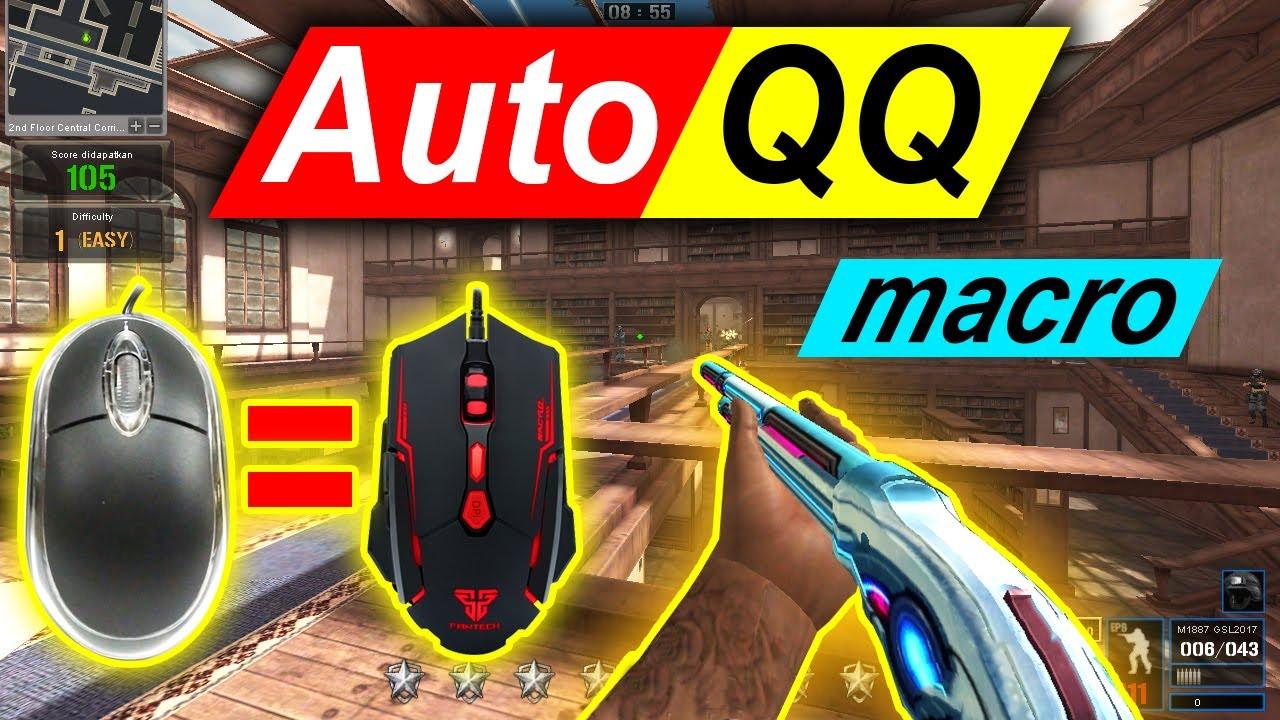 Cara Mengubah Mouse Biasa Jadi Macro   Auto QQ SG ...