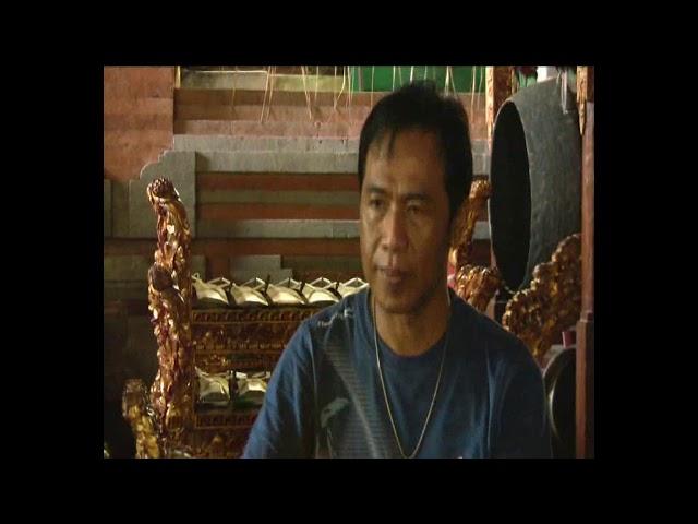 Video Pendek kegiatan di Balerung Stage Peliatan