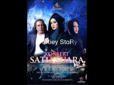 Dato' Siti Nurhaliza - Konsert Satu Suara Volume 2 : Hati Lebur Jadi Debu