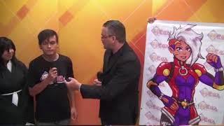 Mega Exposição Geek e Asiática - Wallison e Chirlene Lima