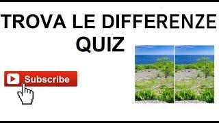 TROVA LE DIFFERENZE *quiz e test #1*