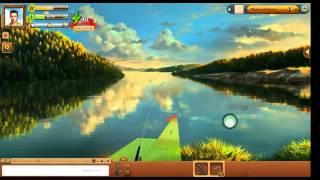 видео Чит для игры  Рыбное место 2 вконтакте