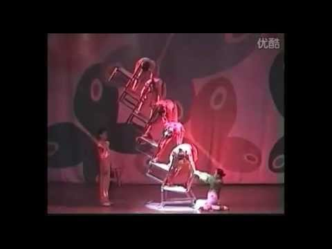 Chinese Circus Acts for Indonesia Stacked chairs/www.risingstars.com.ua