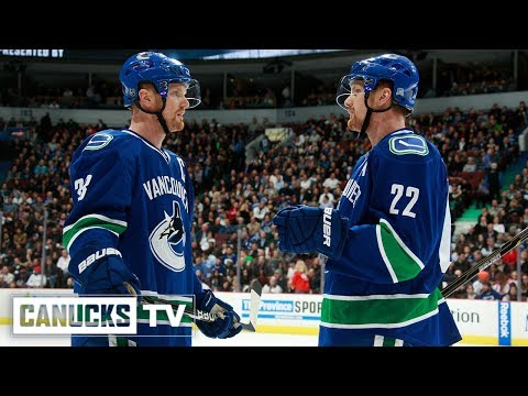 Daniel and Henrik Sedin | Hey Brother