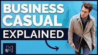 Business Casual for Men: Every…