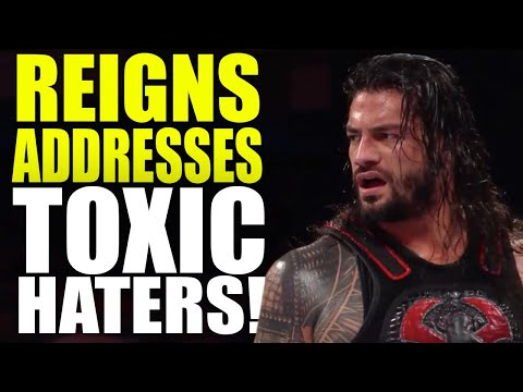 NASTY BOTCH On WWE Raw! Roman Reigns Hits Back At TOXIC HATERS! Wrestling News