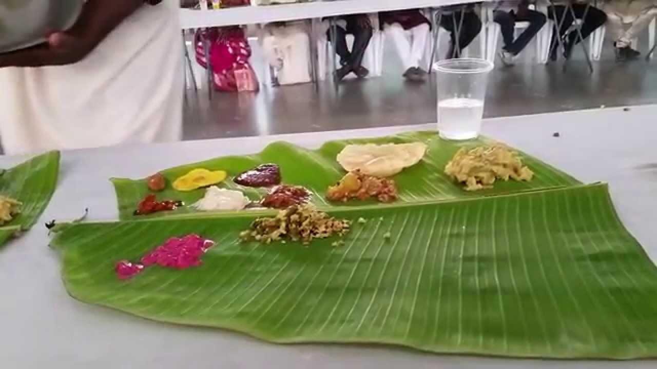 Traditional Indian Wedding Menu