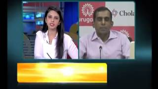 Chola | Vellayan Subbiah | MD | Pick-up in Vehicle Financing | CNBC TV 18 | 2nd September 2014