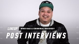 Guess Who Has a Criminal Record (Post Interview) | Lineup | Cut