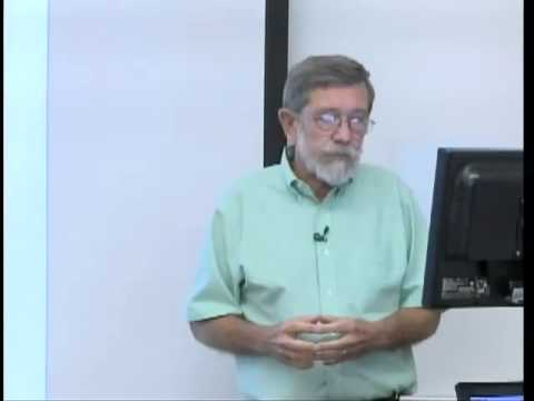 Forensic Anthropology 2011 : 10 : Population Genetics pt.1