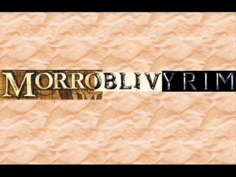 Morroblivyrim  The Elder Scrolls Theme Mashup