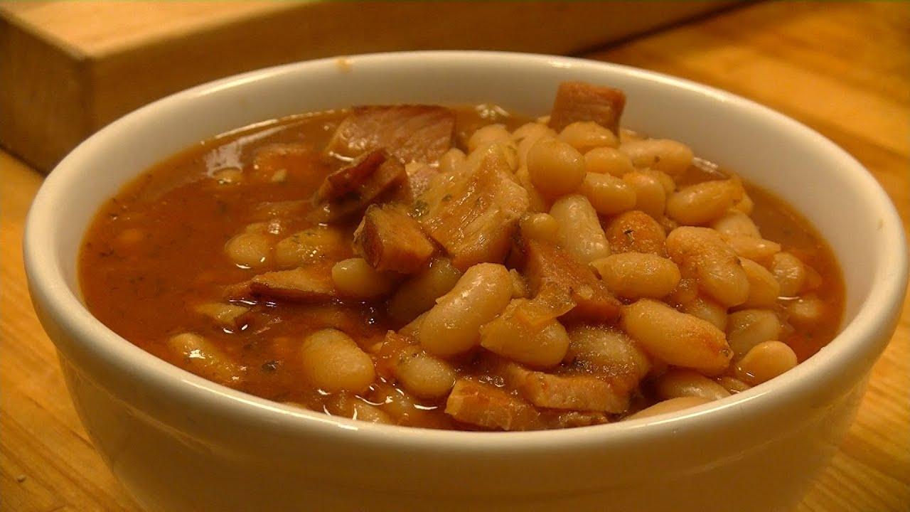 Fasolka Po Bretonsku Kitchenbook Youtube