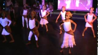 8- ZUMBA KIDS / Li Tourné
