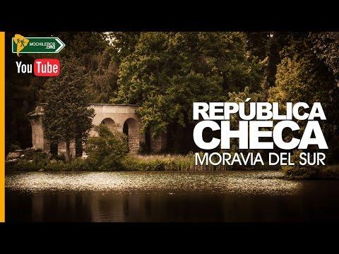 EL LUGAR MÁS BELLO DE REPUBLICA CHECA NO ES PRAGA - CZECH REPUBLIC: MORAVIA DEL SUR (eng/czech subs)