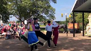 Traditional Dutch Dance