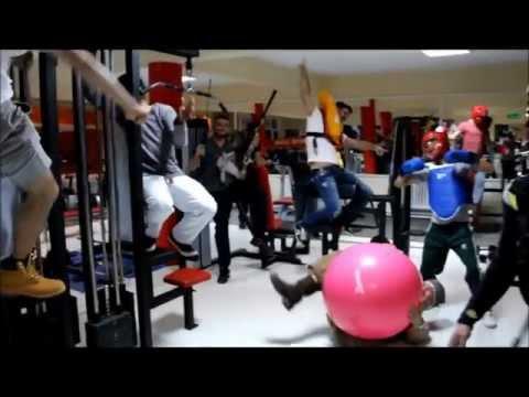 Harlem Shake - Life Guard Fitness Center