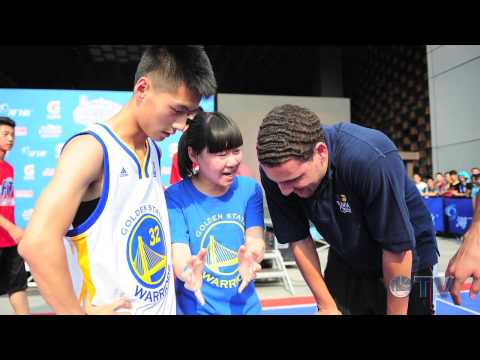 Klay Thompson Skype Interview - 6/18/13