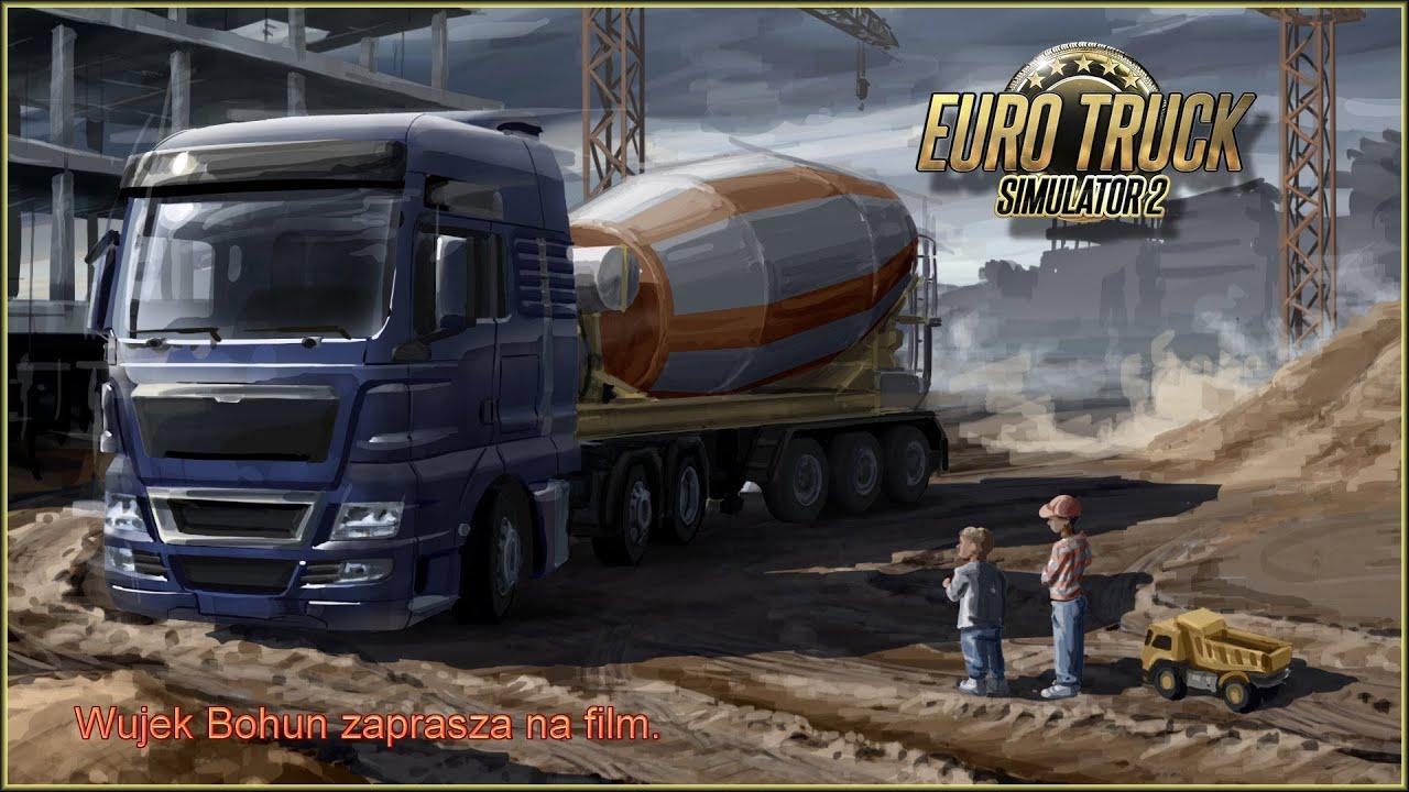 euro truck simulator 2 4 youtube. Black Bedroom Furniture Sets. Home Design Ideas