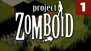 Project Zomboid - Whiskey and a Baseball Bat, Tools for Survival!