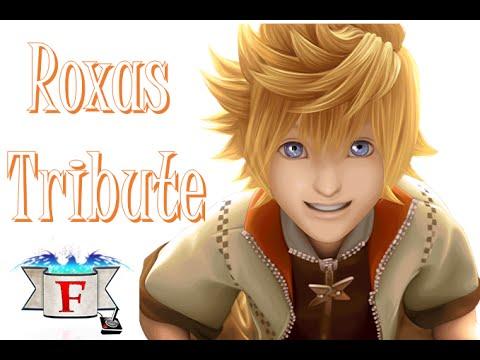 Kingdom Hearts GMV/AMV - Roxas Tribute - YouTube