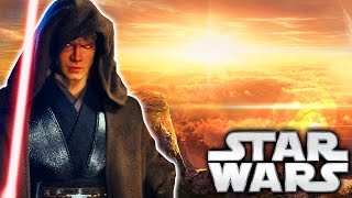 The Reason Anakin Skywalker Thought the Jedi Were Evil - Star Wars Explained