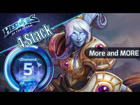 More And More Yrel Hots Four Stack Ngs Practice Livestream Youtube Www.hotslogs.com/default también puedes (debes) seguirme en twitter this isn't much of a build guide, more a quick explanation of one of hotslogs higher win rate builds on how you're. youtube