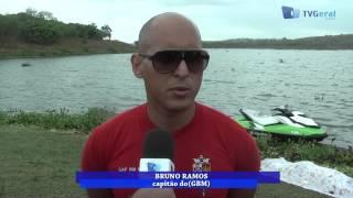 Corpo de eletricista que caiu de um Jet Ski no rio Jacuípe é encontrado