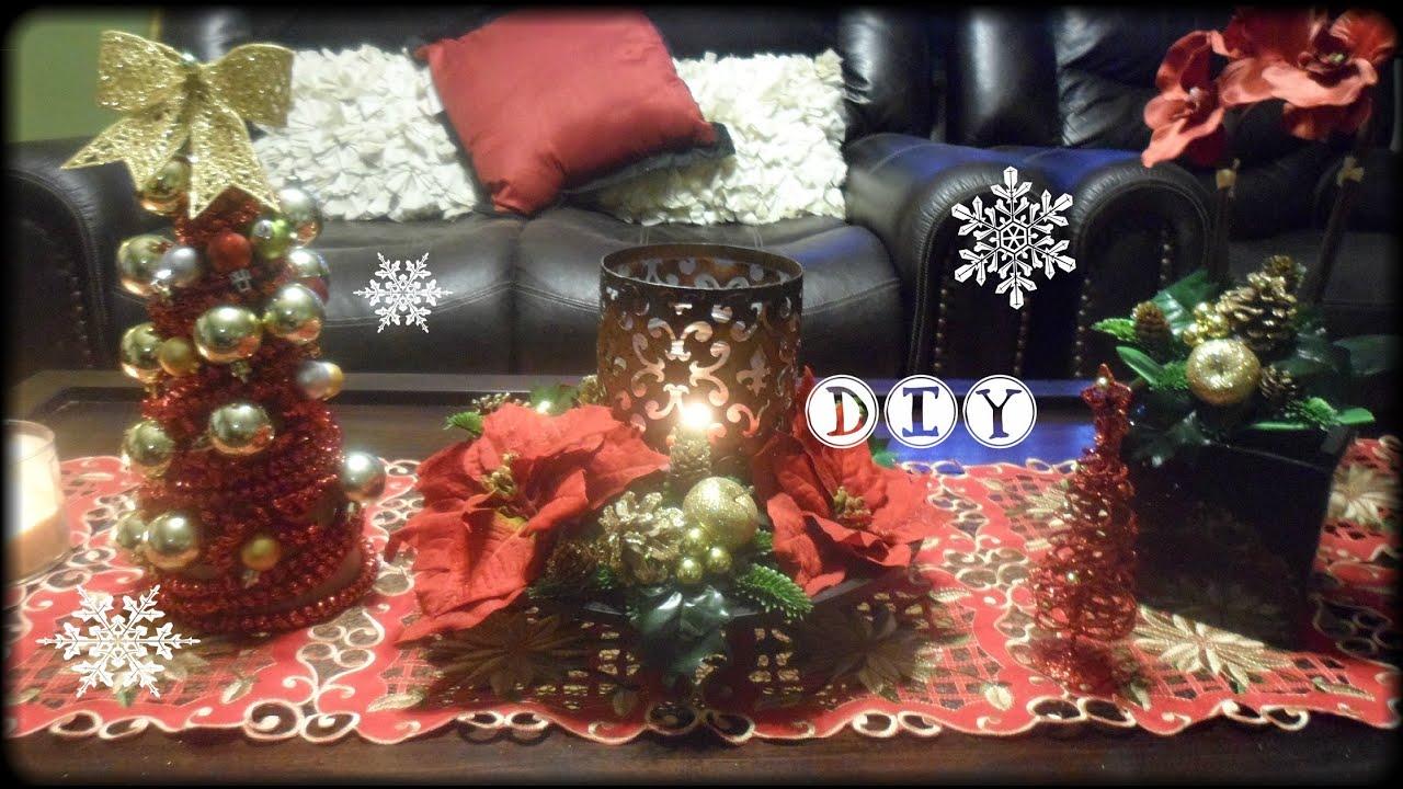 manualidades para navidad arbolito elegante y