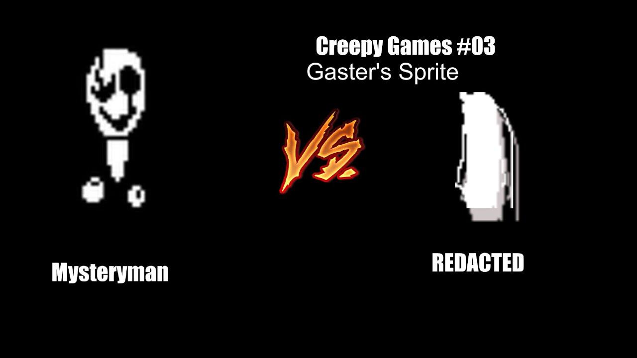 W D Gaster Fight