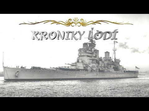 Kroniky lodí - trieda King George V