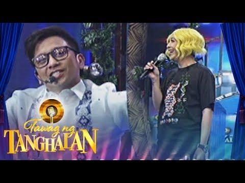 Tawag ng Tanghalan: Vice preempts Jhong's knock-knock joke