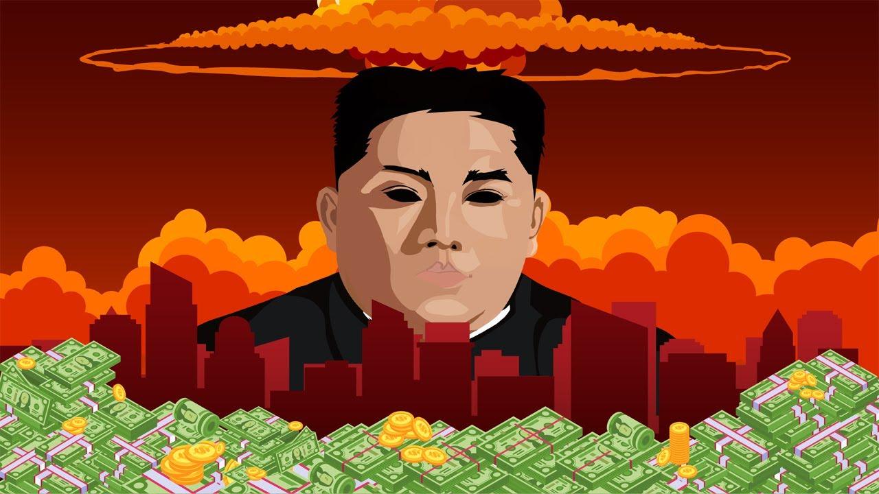 เกาหลีเหนือมีวิธีการหาเงินกันอย่างไร