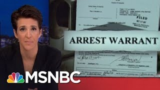 Newly Unsealed Court Documents Tie Paul Manafort, Rick Gates To Russia | Rachel Maddow | MSNBC