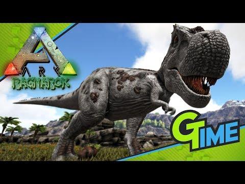 Wir zähmen einen starken T-Rex - Lets Play ARK Survival Evolved #33 Gameplay German | Gamerstime