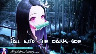 Nightcore - Darkside (Alan Walker) | (Lyrics)