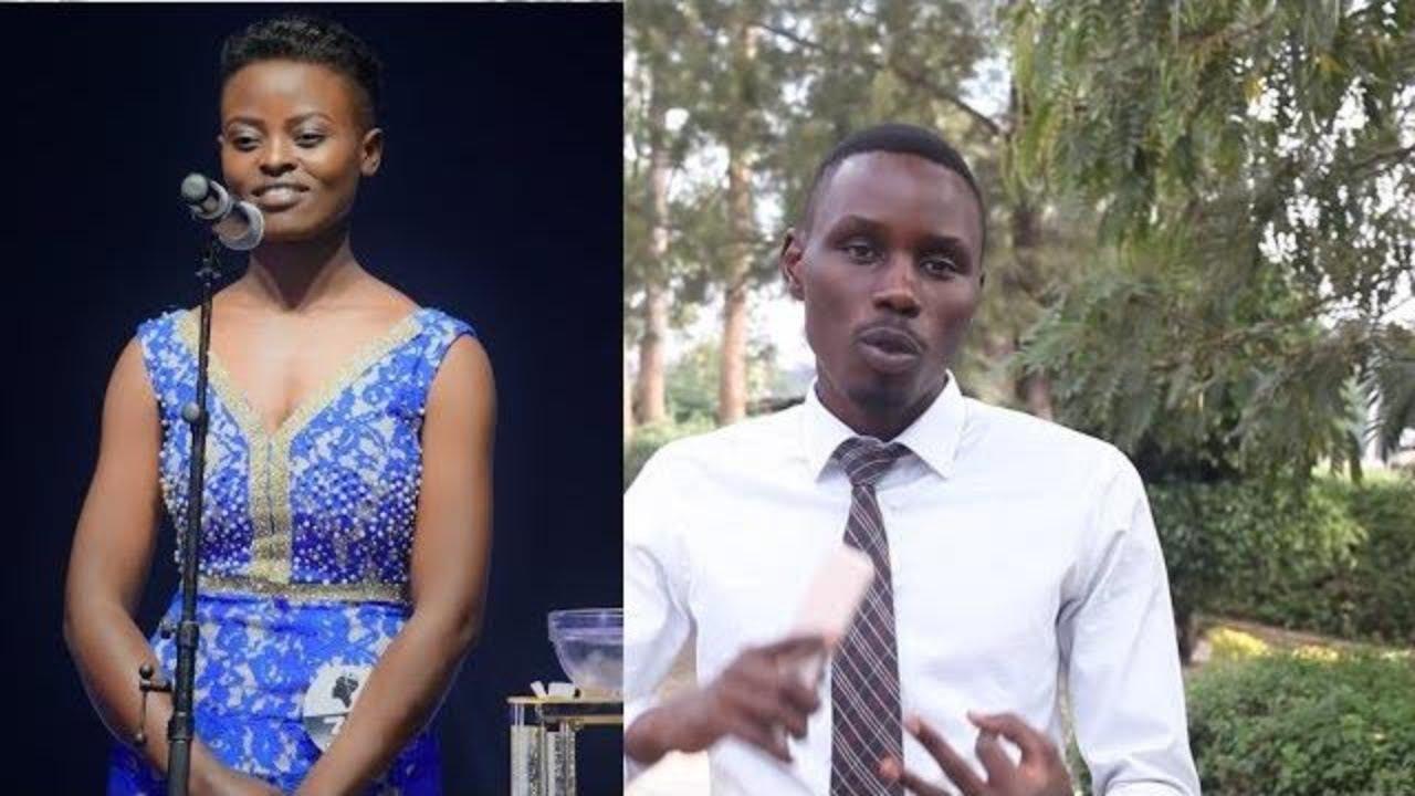 # Bamenya :Inda nayiterewe online   Miss Josiane yasubije abamushinja ko atwite