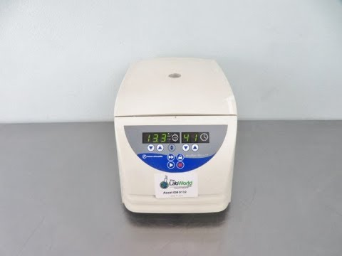 Fisher Accuspin Micro 17 Centrifuge For Sale