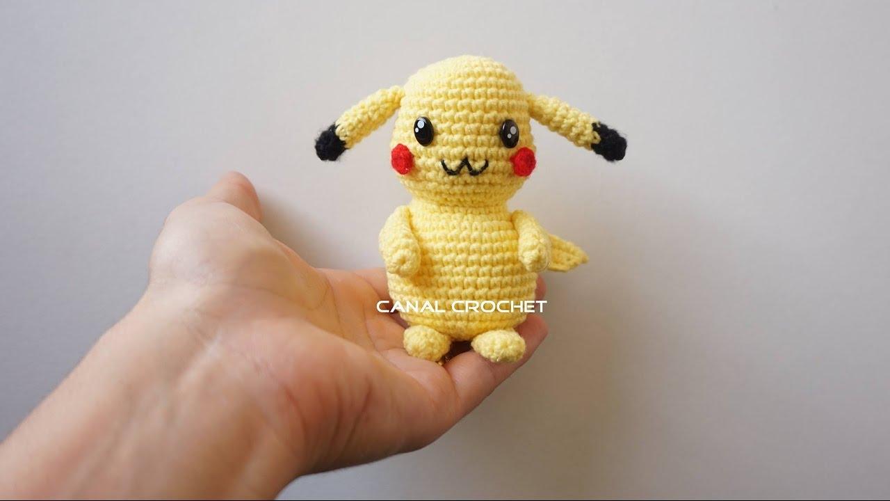 Amigurumi Yoshi Tutorial : Tutorial spongebob amigurumi how to crochet spongebob amigurumi