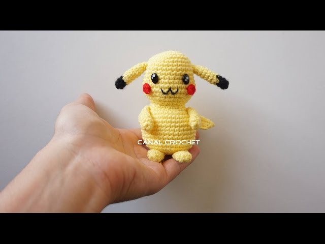 Otra bola de Pokemon amigurumi - Manualidades Espe | Facebook | 480x640
