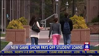 A new game show will pay off the winner`s student loans