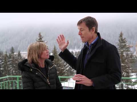 WEF Davos 2015 Hub Culture Interview Mark Tercek