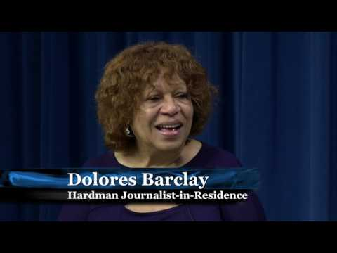 MCLA College Roundtable: Dolores Barclay