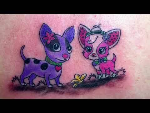 Bali Family Tattoo