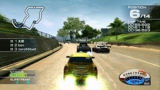 Ridge Racer 7 Online Battle 30/07/2017 (part 1)