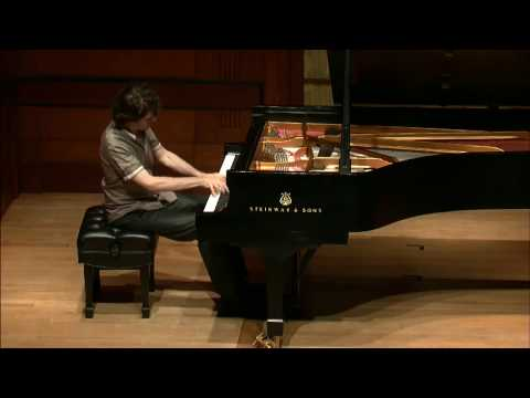 Rachmaninoff-Falzone Concerto op. 30/3 (transcribed and performed by Christopher)