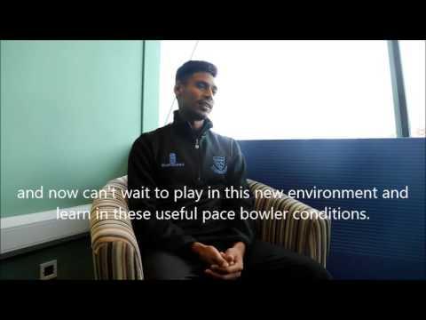 EXCLUSIVE  Mustafizur Rahman Interview ahead of Sussex Sharks debut