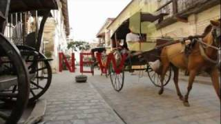 VIGAN CITY is nominated in New 7 Wonder Cities