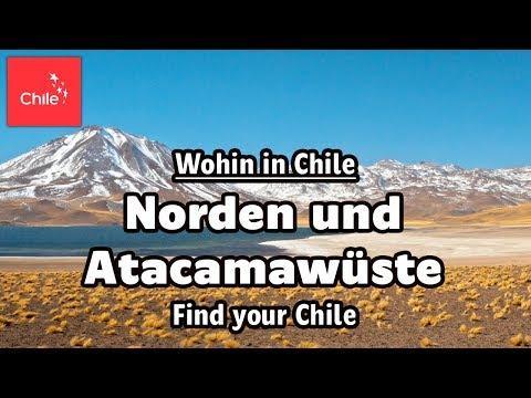 Find your Chile - Norden und Atacamawüste warten auf dich
