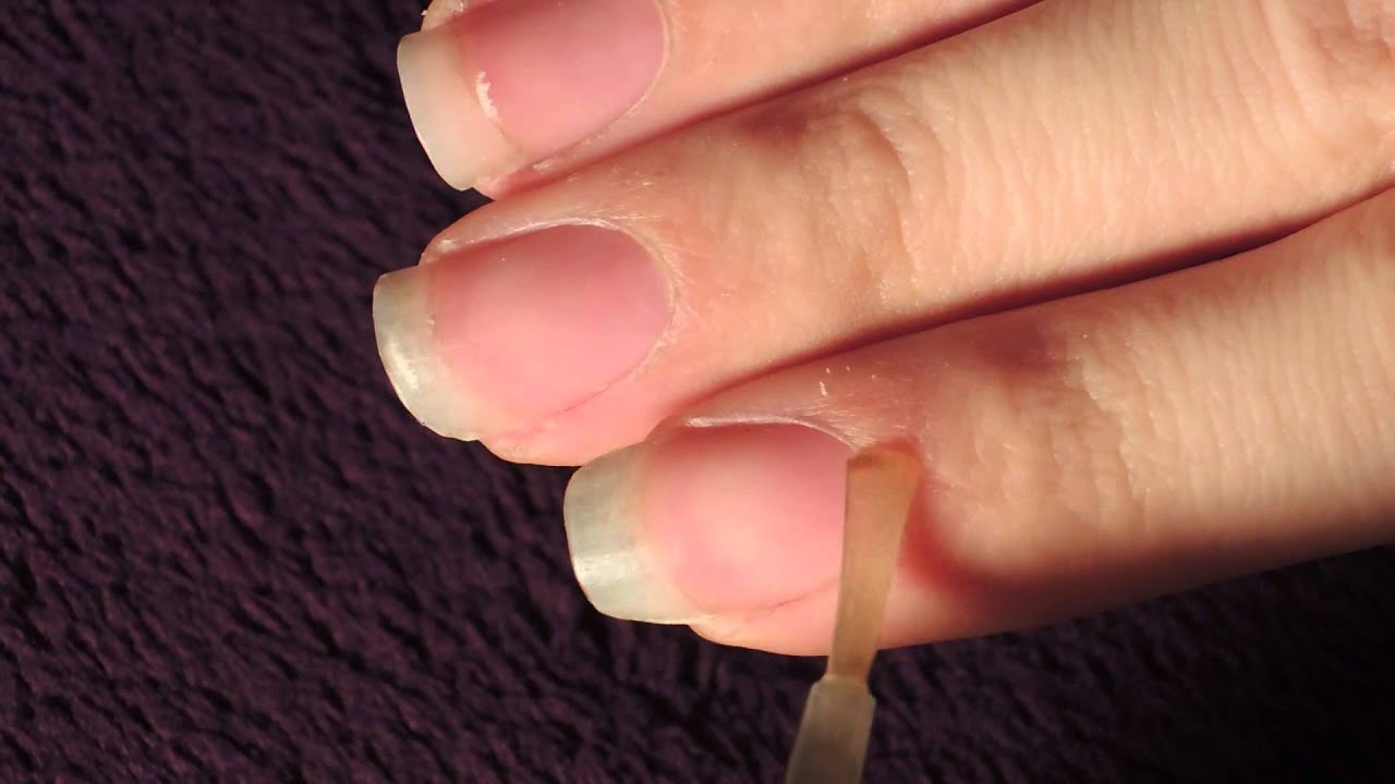 comment nourrir ses ongles